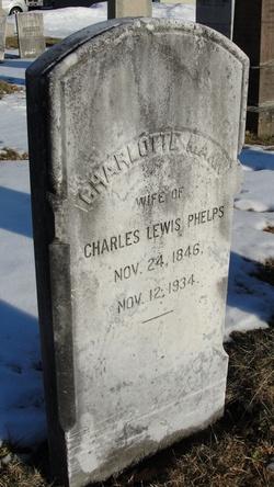 Charlotte <I>Mann</I> Phelps