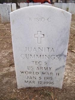 Juanita Cummings