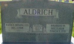 Raymond M Aldrich