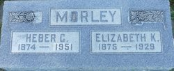 Elizabeth <I>Kemp</I> Morley