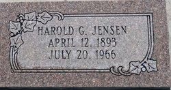 Harold G Jensen
