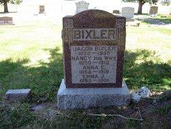 Nancy <I>Turner</I> Bixler