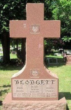 Mabel Bertha <I>Bolling</I> Blodgett