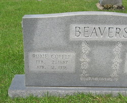 Roxie <I>Coffee</I> Beavers