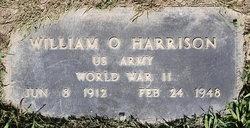 William O Harrison