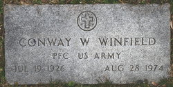 Conway W. Winfield