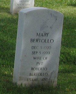 Mary Bertollo