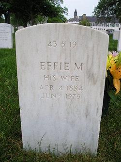 Effie M Bishoff