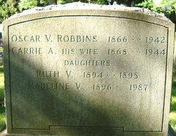 Carrie A Robbins