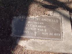 Herbert F. Blanchard