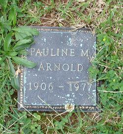 Pauline <I>Moffett</I> Arnold