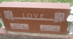 Everett Newell Love