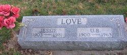 Jessie Alice <I>Nichols</I> Love