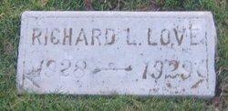 Richard L Love