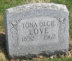 Tona Olcie Love