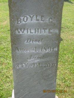 Boyle G Wilhite