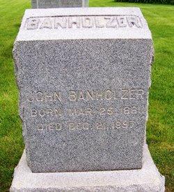 John Banholzer