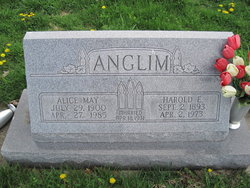 Harold Elmer Anglim