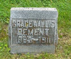 Grace Augusta <I>Wallis</I> Bement