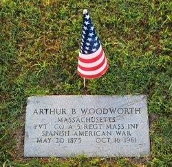 Arthur B. Woodworth