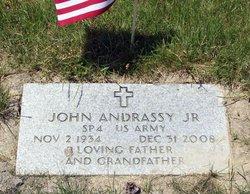 John Andrassy Jr.