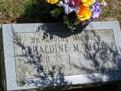 Geraldine M. Alflen