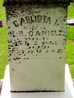Carlista <I>Abbey</I> Daniels