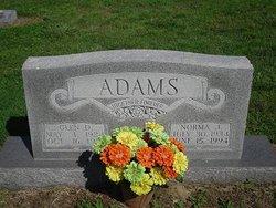 Norma J Adams