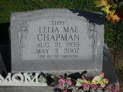 "Lelia Mae ""Tippy"" <I>Knight</I> Chapman"