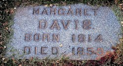 Margaret <I>Walters</I> Davis
