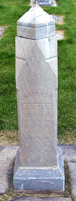 Charles Edward Avery