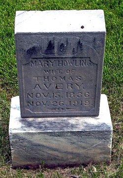 Mary Howling Avery