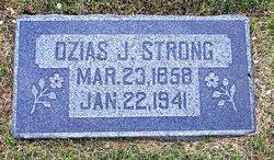 Ozias James Strong