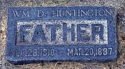 William Dresser Huntington