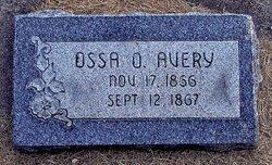 Ossa Orissa Avery
