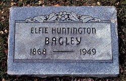 Elfie Caroline <I>Huntington</I> Bagley