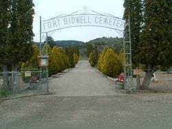 Fort Bidwell Cemetery