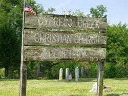 Cypress Creek Christian Church Cemetery