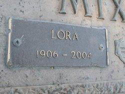 Lora <I>Allard</I> Braun