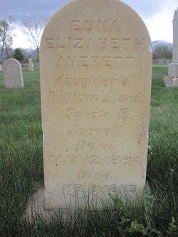 Edna Elizabeth Averett