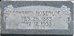 Otto Ephraim Rosenlof