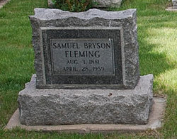 Samuel Bryson Fleming