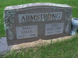 Hallie Chloe <I>Colburn</I> Armstrong