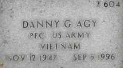 Danny Gilbert Agy