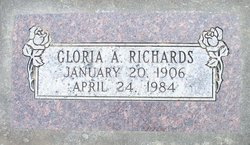 Gloria Louise <I>Anderson</I> Richards