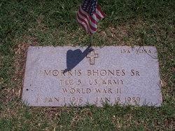 Morris Bhones, Sr
