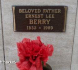 Ernest Lee Berry