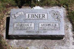Merrill Robert Ebner