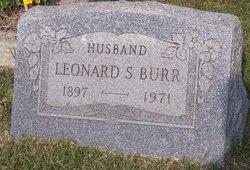 Leonard S Burr