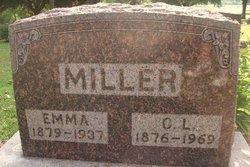 Emma <I>Christensen</I> Miller